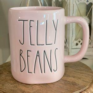 Rae Dunn Pastel Pink Jelly Beans Mug